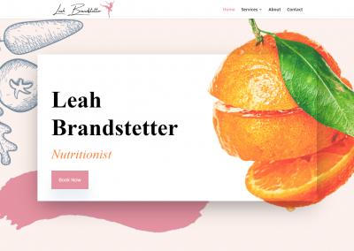 Leah Brandstetter Nutrition